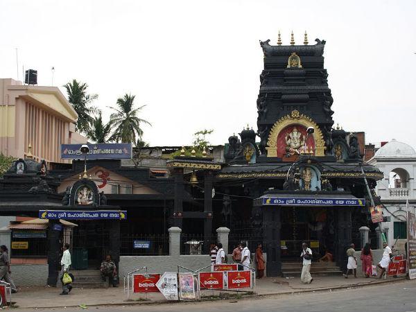 Pazhavangadi Temple Thiruvanathapuram
